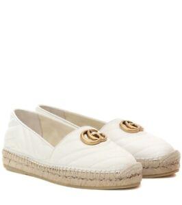 Gucci Espadrille White Size 39 | eBay