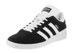 Adidas BUSENITZ Black White White Skateboarding BB8434 (396) Men's Shoes