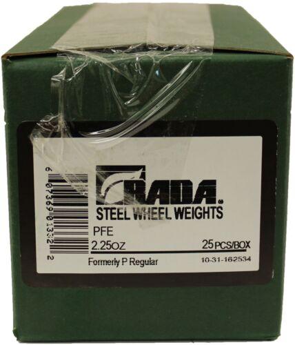 NEW Bada PFE P Steel Wheel Weights 2.25oz