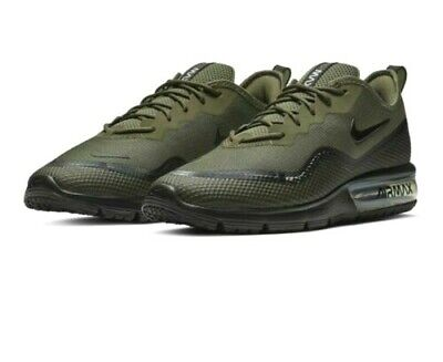 Nike Black Air Max Sequent 4.5 Se for men