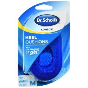 Dr-Scholl-039-s-Comfort-Heel-Cushions-With-Massaging-Gel-Men-039-s-1-PR