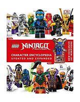 Lego Ninjago Character Encyclopedia Updated Edition Free Shipping