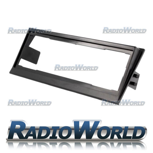 960 Black Single Din Fascia Facia Panel Surround Adaptor 940 Volvo 740 760