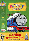 Gordon Goes Too Fast: Activity Book by Egmont UK Ltd (Paperback, 2002)