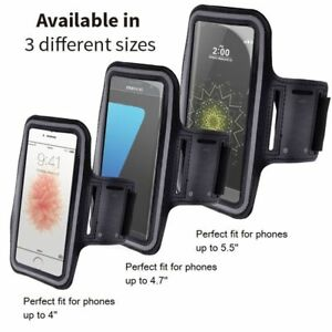 Sports-Arm-Band-Mobile-Phone-Holder-Bag-Running-Gym-Armband-Exercise