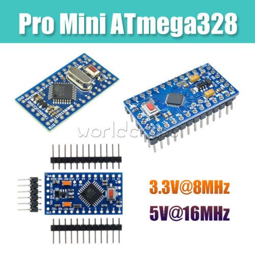 Pro Mini 3.3V@8MHz 5V@16MHz ATmega328 Replace ATmega128 Arduino Compatible Nano