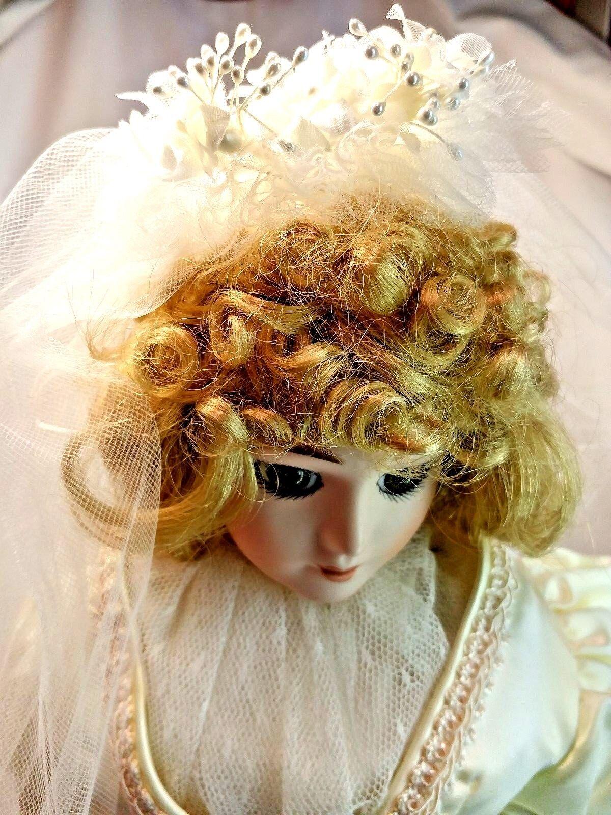 Francine Cee Vintage LE Repro Repro LE Wedding Bride Bridal Monique 19