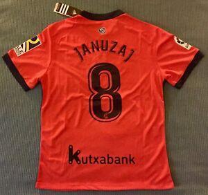 Camiseta Real Sociedad Januzaj
