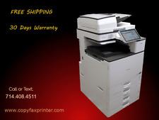 Ricoh Mp C3504ex Color Copier Printer Scanner Super Low Meter Count
