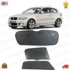 BMW 116i HATCHBACK SUNSHADE SET / SUNVISOR SETS 3 WINDOWS / 3 PCS 2006 TO 2011