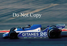 Jacques Laffite Ligier JS11 F1 temporada 1979 fotografía 3