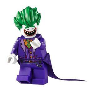 Image is loading LEGO-The-Batman-Movie-Joker-w-Suit-&-  sc 1 st  eBay & LEGO - The Batman Movie - Joker w/ Suit u0026 Tails - Minifig / Mini ...
