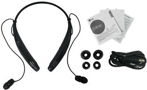 LG-Tone-Pro-HBS-770-Bluetooth-Wireless-Stereo-Headset-Magnetic-Earbuds-Black