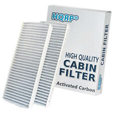 2 Charcoal Activated Cabin Air Filter 999M1-VP004 Maxima 2000-2003
