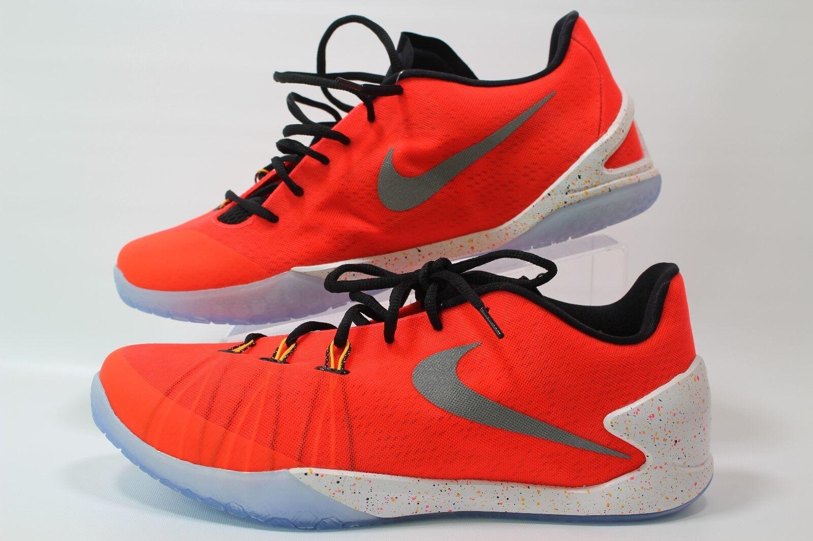 Nike Hyperchase Premium Men's Basketball Shoes Crimson Red 705369 601 Size 13