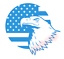 Eagle-US-Flag-Stick-Vinyl-Decal-Window-Sticker-Car thumbnail 3