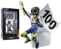 Minichamps Valentino Rossi Riding Figurine Assen Motogp 2009 100 Wins 1/12 Scale