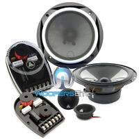 C2-650 Jl Audio 6.5 Evoluton Silk Dome Tweeters Component Crossovers Speakers on sale