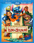 Lilo and Stitch: 2-Movie Collection (Blu-ray/DVD, 2013, 3-Disc Set)