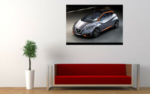 """Art 2015 Nissan Sway Concept New Large Art Print Poster Picture Wall 33.1""""x23.4"""" Reliable Performance"""
