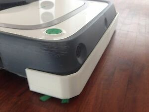 robobumper vorwerk kobold vr200 staubsauger roboter gegen klettern wei ebay. Black Bedroom Furniture Sets. Home Design Ideas