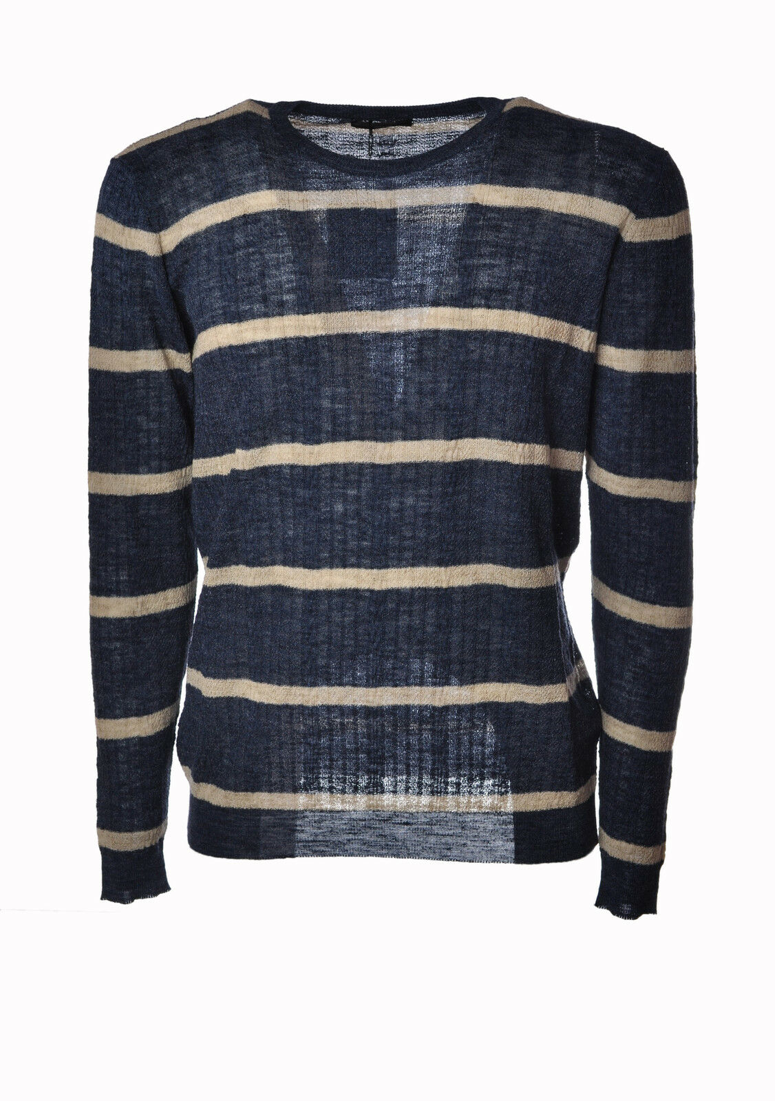 Roberto Collina  -  Sweaters - Male - bluee - 3213615A184137