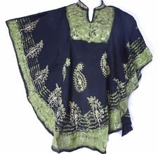 0a2c81264c4 item 2 Women s Batik Poncho Boho TUNIC Hippie Shirts Short Embroidered Top  PLUS SIZE -Women s Batik Poncho Boho TUNIC Hippie Shirts Short Embroidered  Top ...