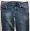 Linea-Uomo-Jeans-Waykee-Diesel-W31-L30-Blu-Regolare-Dritto-Wash-0842H-Stretch miniatura 1