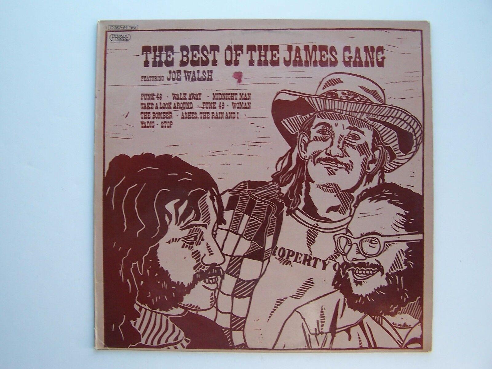 James Gang Featuring Joe Walsh - Best Of James Gang IMP