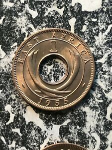 1955-East-Africa-1-Cent-Many-Available-High-Grade-Beautiful-1-Coin-Only