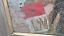 thumbnail 5 - Vintage Mid Century L&M Cigarettes Smoking Original Paper Mosaic Damage
