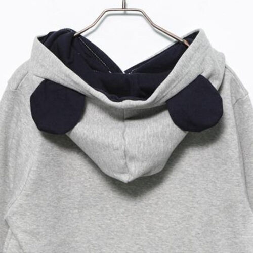 Damen Mickey Minnie Maus Kapuzenpullover Sweatshirt Hoody Sweater Pullover Pulli