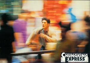 Quentin Tarantino CHUNGKINGS EXPRESS : 1 Aushangfoto Wong Kar wai (Regie) -2- - Brilon, Deutschland - Quentin Tarantino CHUNGKINGS EXPRESS : 1 Aushangfoto Wong Kar wai (Regie) -2- - Brilon, Deutschland