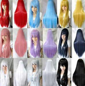 32-034-Women-Long-Straight-Cosplay-Fashion-Cosplay-Costume-Wig-heat-resistant-Hair