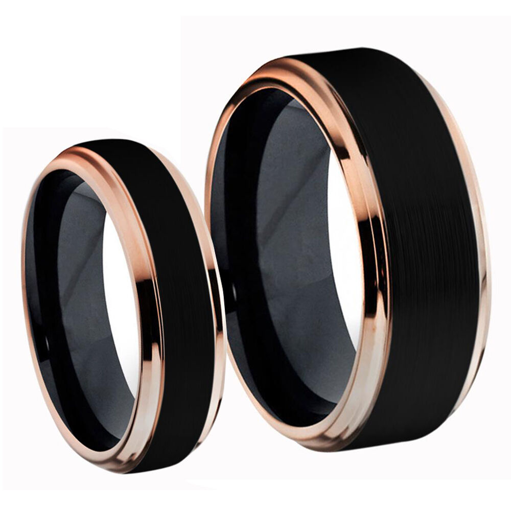 It is just a photo of Details about His & Hers Titanium Rings, Anniversary Rings, Promise Ring,Matching Wedding Ring