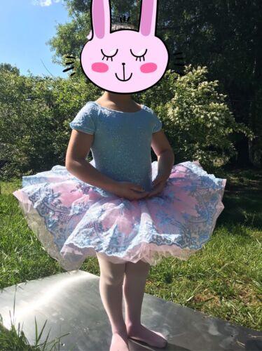 Used Girl's Ballet Costume