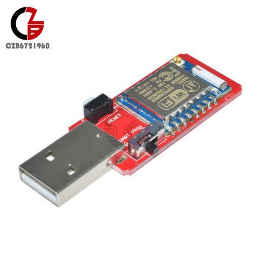 USB to ESP8266 ESP-07 ESP07 Wi-Fi Module w// Built-in Antenna New