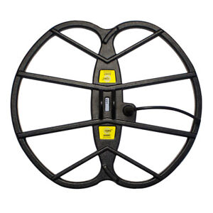 """7,5 // 18,75 kHz Details about  /Cors Cannon 14.5/""""x10.5/"""" Coil Minelab X-Terra All 2 frequencies"""