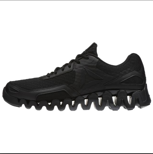 Reebok Zig Evolution Hombre Running Zapatillas Color Negro   Talla 7.5 BD5560