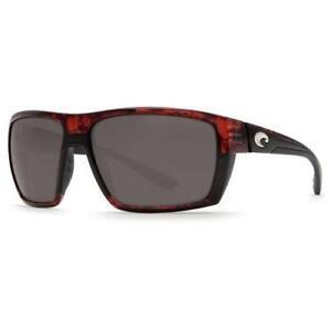 af03f29c4ce Image is loading New-Costa-del-Mar-Hamlin-Polarized-Sunglasses-Tortoise-