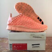 best loved b9c99 10392 item 5 Nike Free Inneva Woven Sunset Glow Peach 705797-888 Men 9.5 -Nike  Free Inneva Woven Sunset Glow Peach 705797-888 Men 9.5