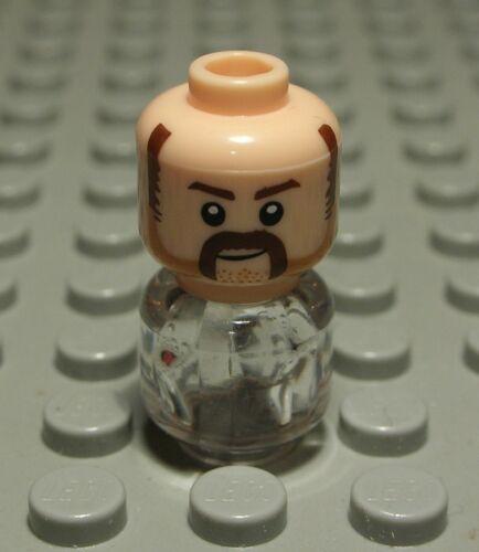 Lego Figur Zubehör Kopf Mann 641 #