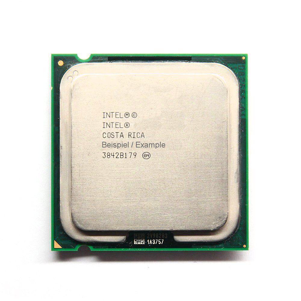 SLAA3 Intel Xeon 3075 Dual Core 2.66Ghz
