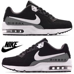 340fecdb04a78 Nike Air Max LTD 3 Men s Sneakers Casual Athletic Premium Comfort ...