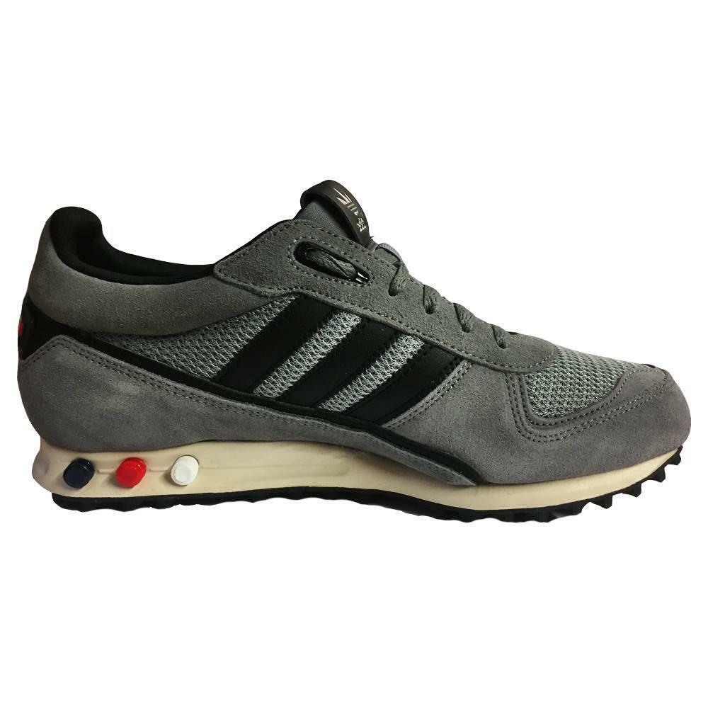 men Adidas la Sportivo II shoes da Ginnastica Grigie V21073