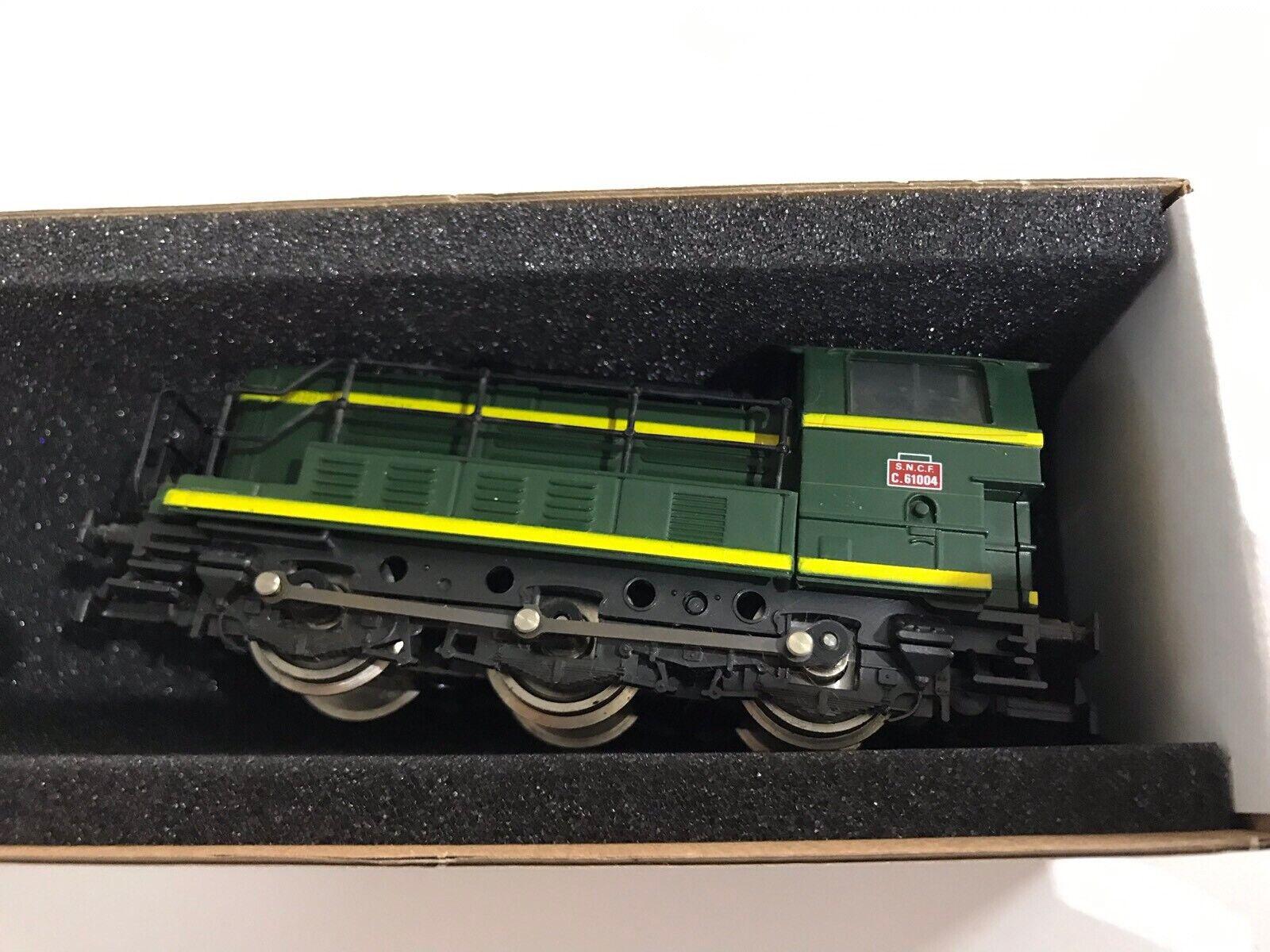 Oh locomotive jouef 8503 c 61004