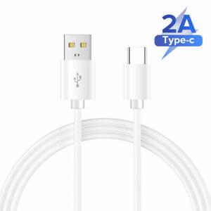 Blanco Micro USB 3.0 Cable de datos de carga para Samsung Galaxy S5 Note 3 Note 4 Edge