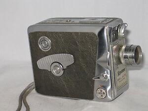 Keystone BelAir 8 mm Magazine Movie Camera
