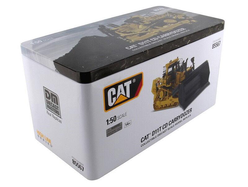 están haciendo actividades de descuento Cat Caterpillar 1 50 escala D11T CD CD CD llevar Dozer seguimiento tipo tractor dm 85567  nueva gama alta exclusiva