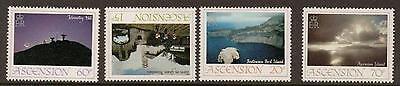 Ascension Island Ascension Sg337/40 1983 Island Views Mnh